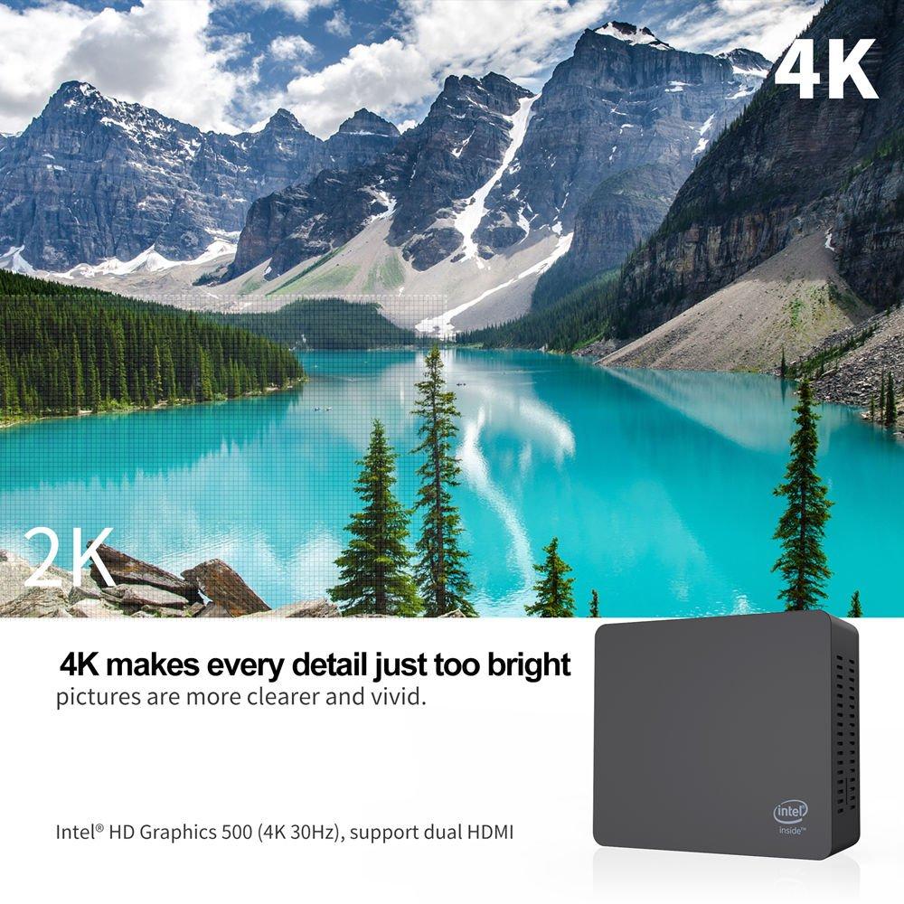 AP35 Windows 10 Mini PC Intel Apollo Lake J3355 4GB DDR4 64GB SSD (8)