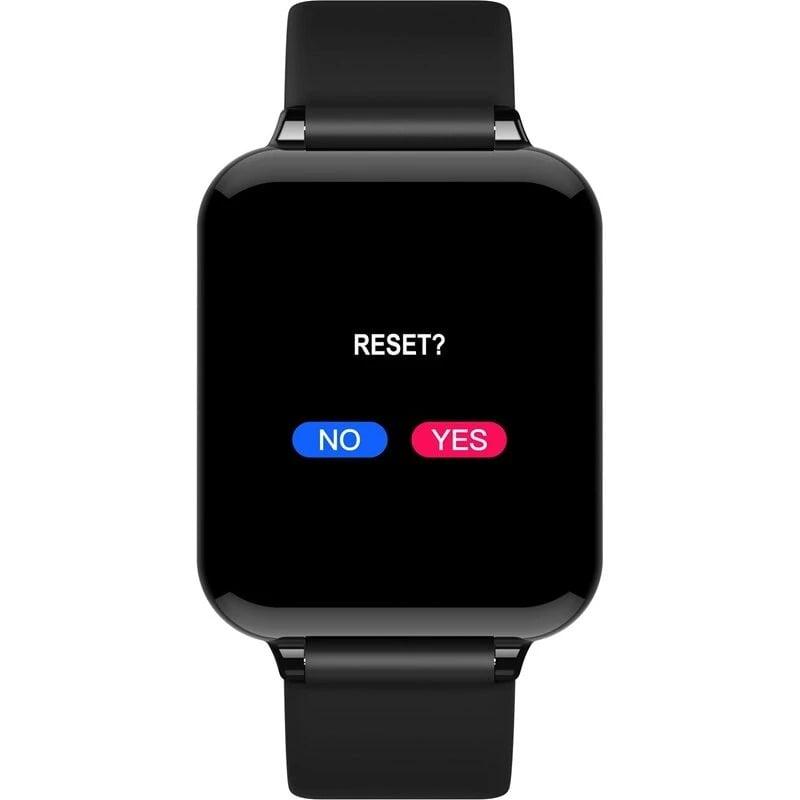 Bakeey smartwatch B57 1.3 inch Color Screen HR Blood Pressure Weather Remind Sport Smart Watch (14)