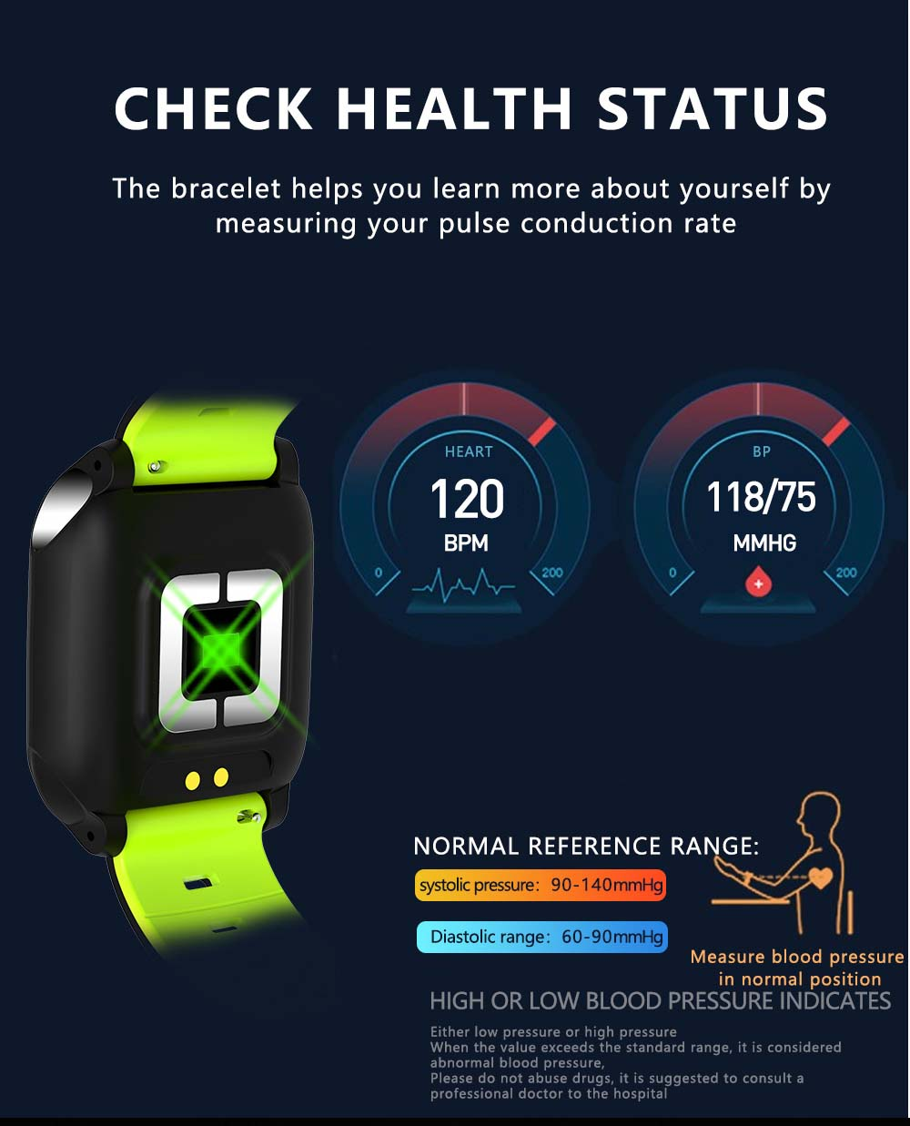 F16 ECG PPG Smart Watch heart rate blood pressure oxygen monitor (15)