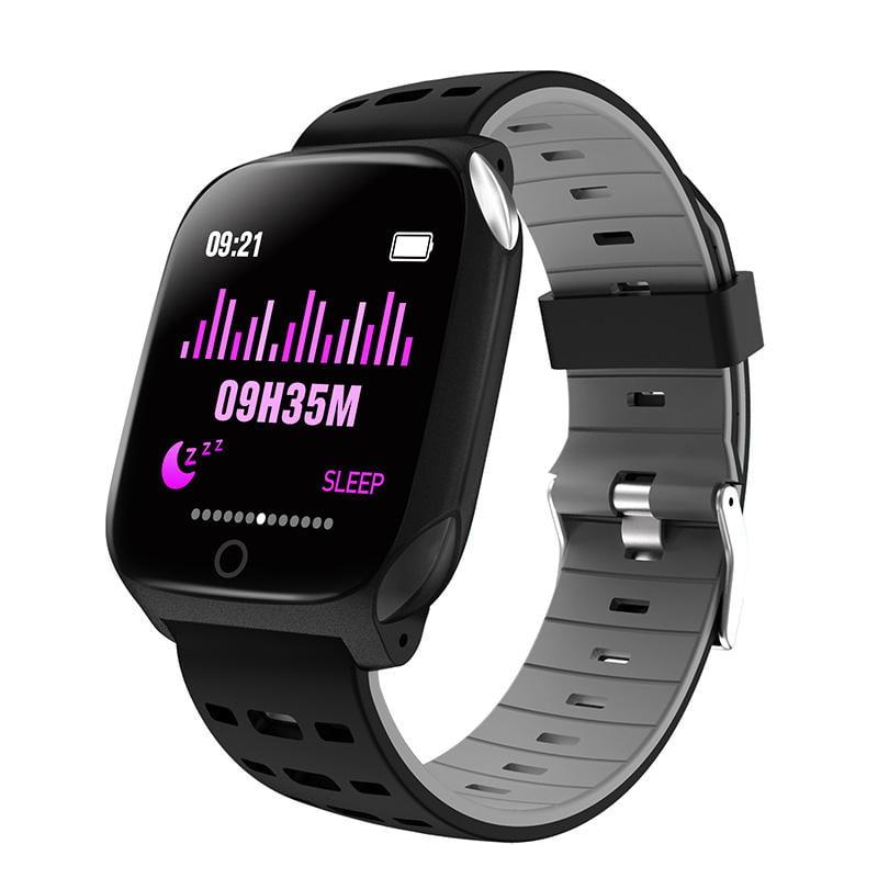 F16 Smartwatch ECG PPG Smart Watch heart rate blood pressure oxygen monitor (17)