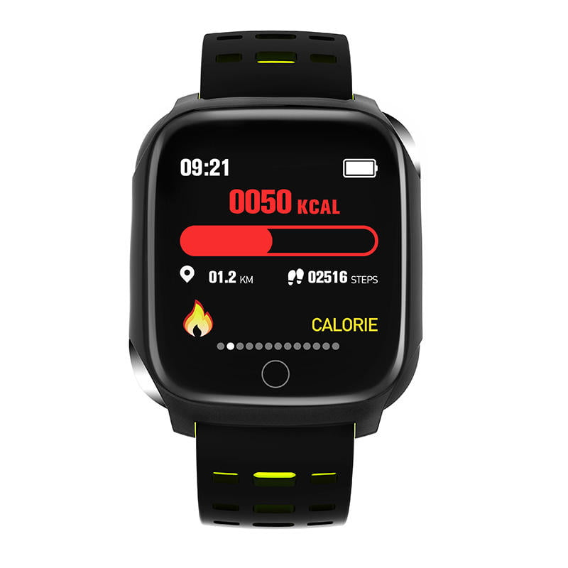 F16 ECG PPG Smart Watch heart rate blood pressure oxygen monitor (22)