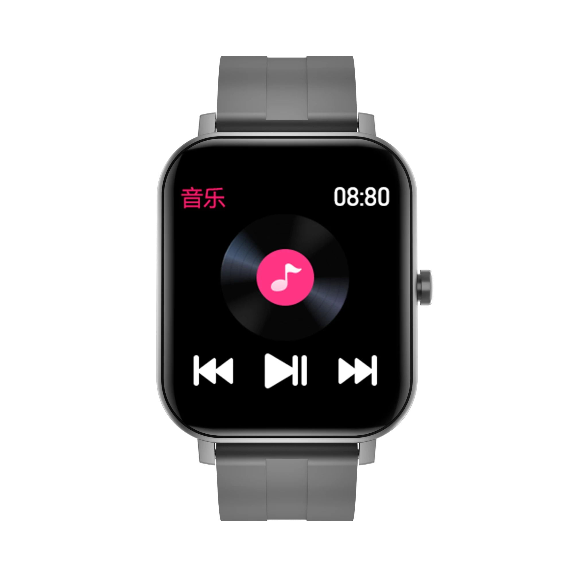 F22 Smart Watch 1.4inch wristband body temperature heart rate (2)