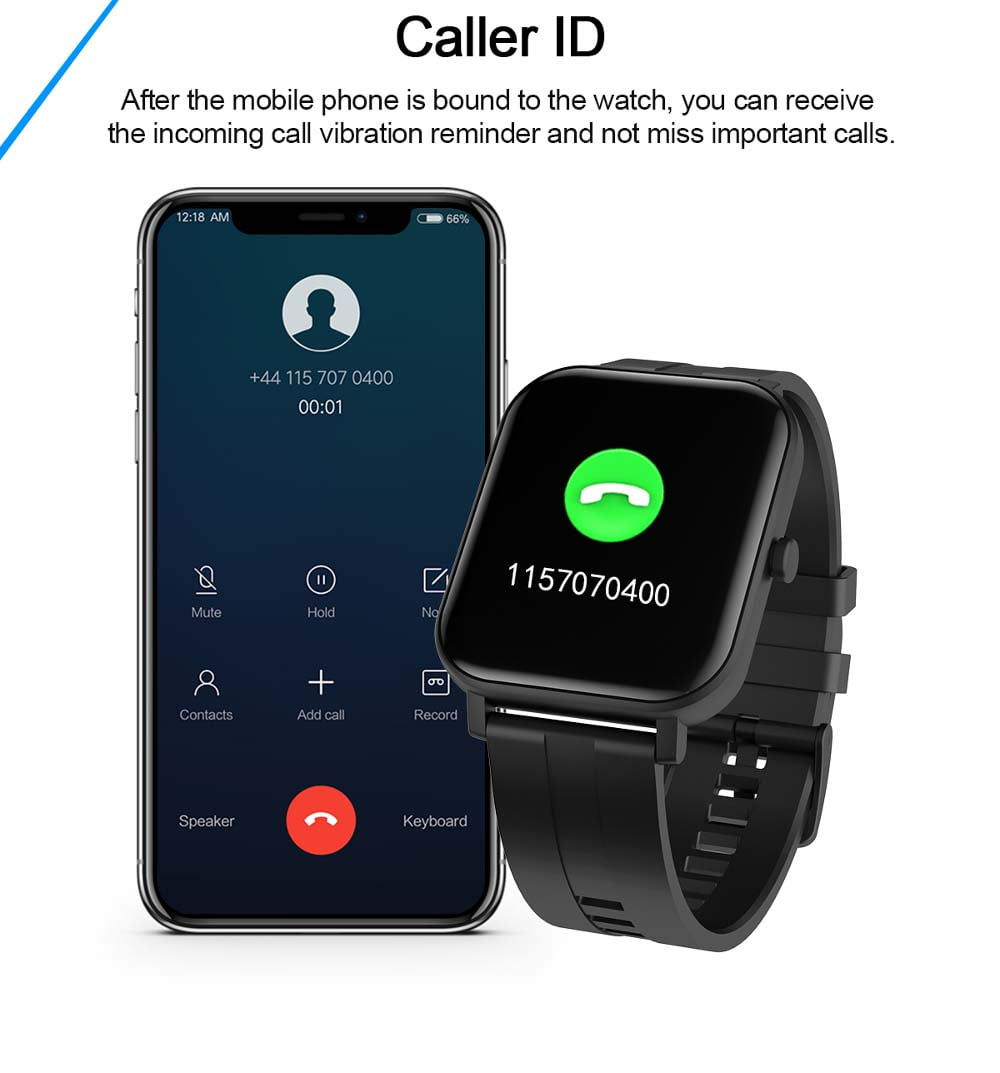 F22 Smart Watch 1.4inch wristband body temperature heart rate (29)