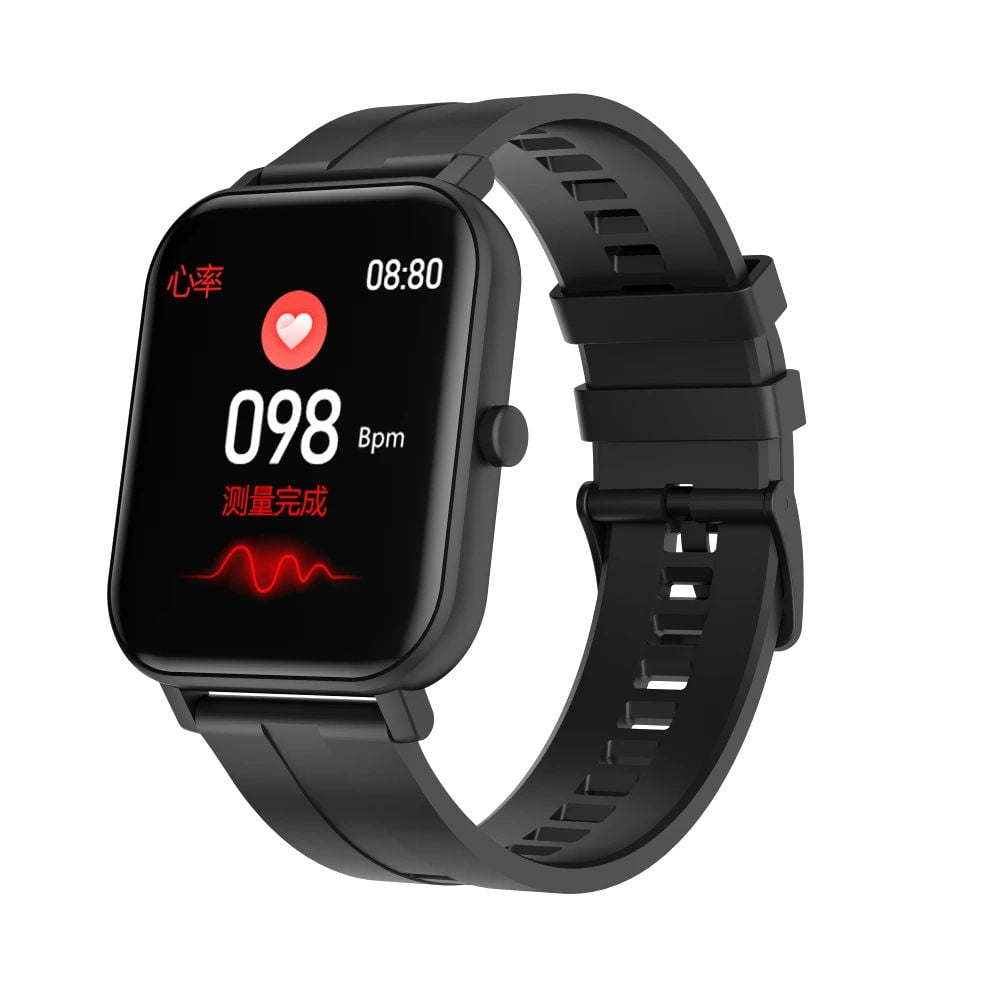 F22 SmartWatch 1.4inch wristband body temperature heart rate (3)