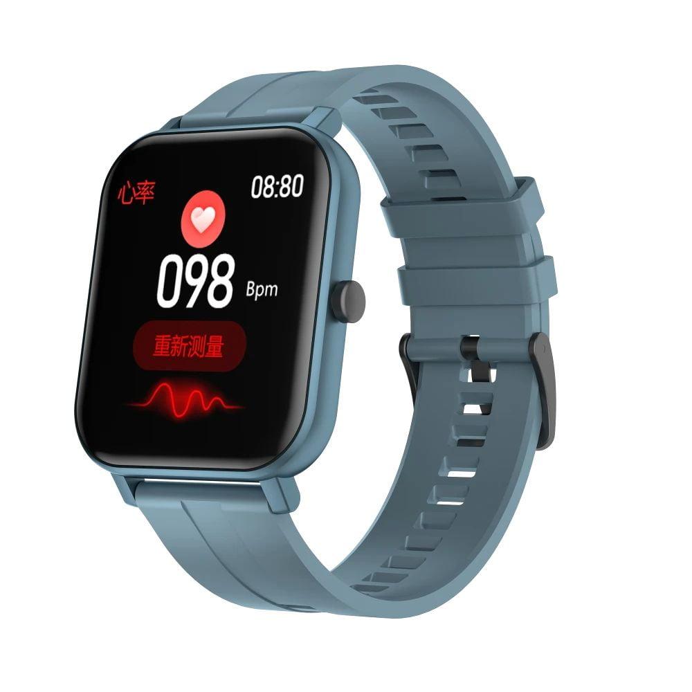 F22 SmartWatch 1.4inch wristband body temperature heart rate (4)