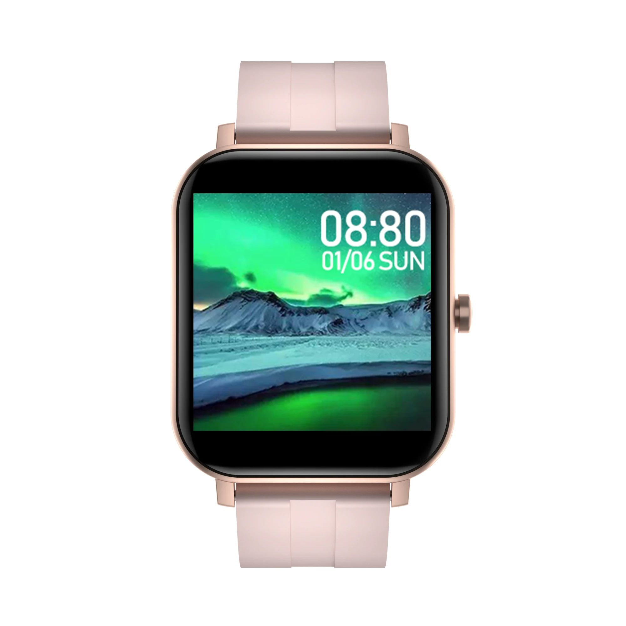 F22 Smart Watch 1.4inch wristband body temperature heart rate (5)