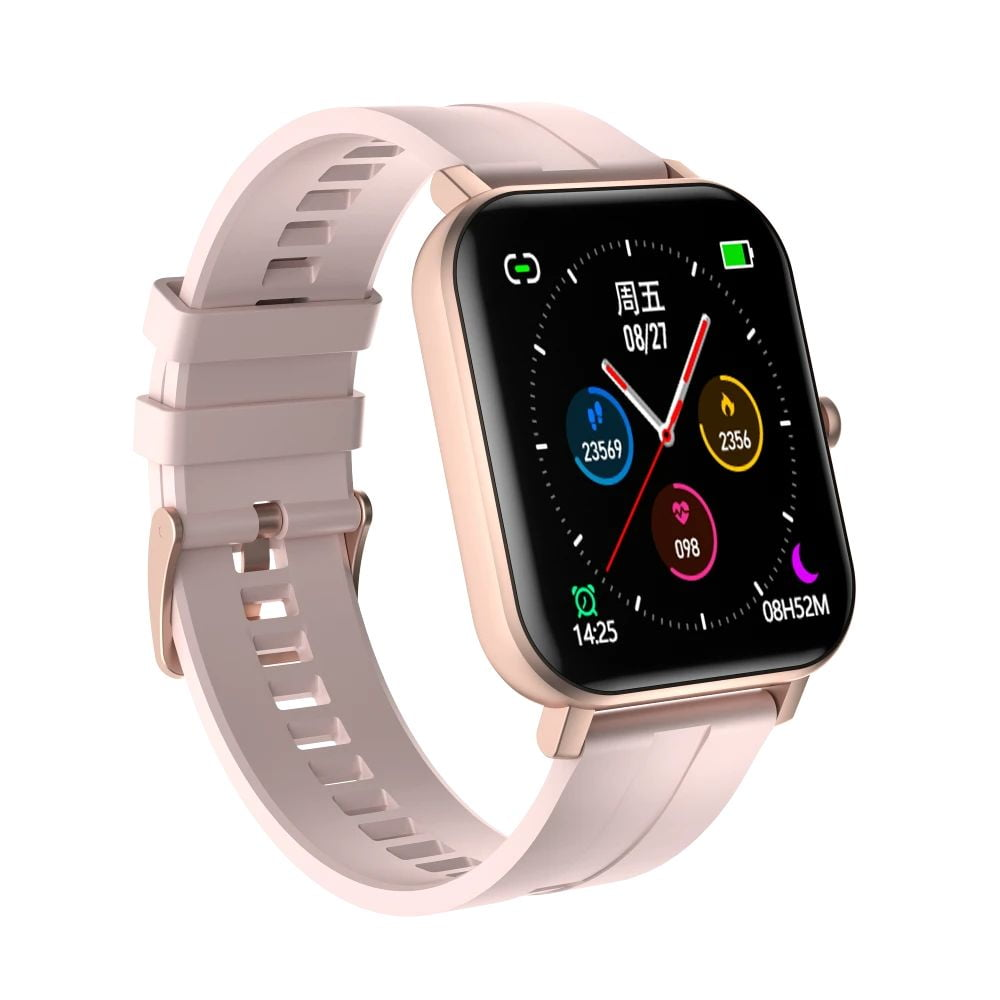 F22 SmartWatch 1.4inch wristband body temperature heart rate (9)