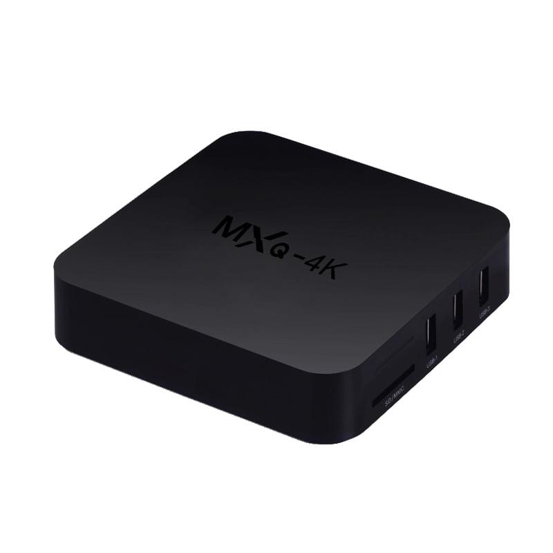 IV522 MXQ 4K Smart TV Box