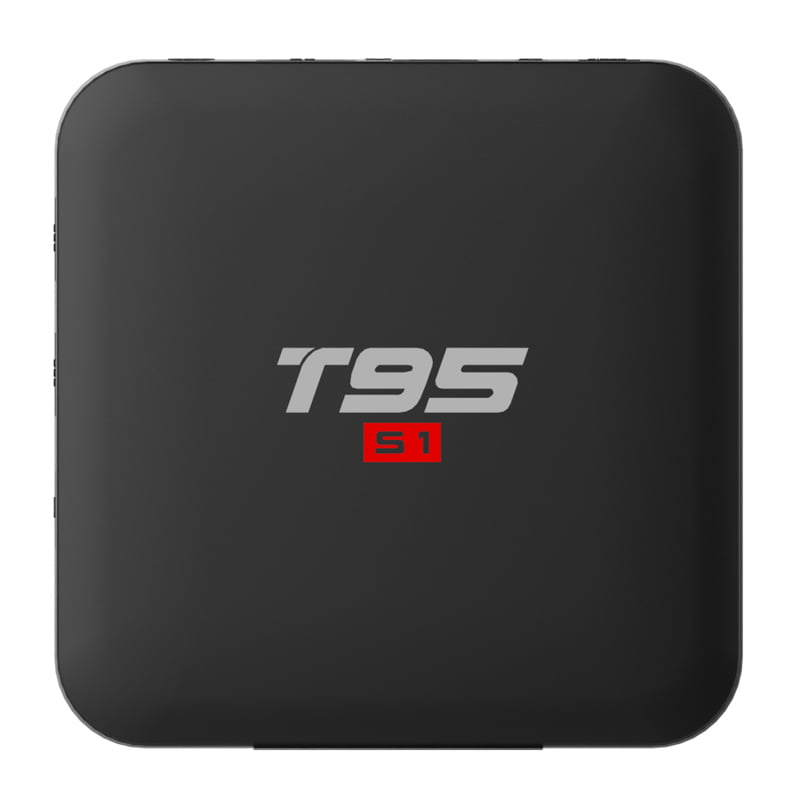 Firefly T95 S1 Android Smart TV Box 64bit Quad H6 2Ghz 2G DDR3 16G flash Android 7.1 3