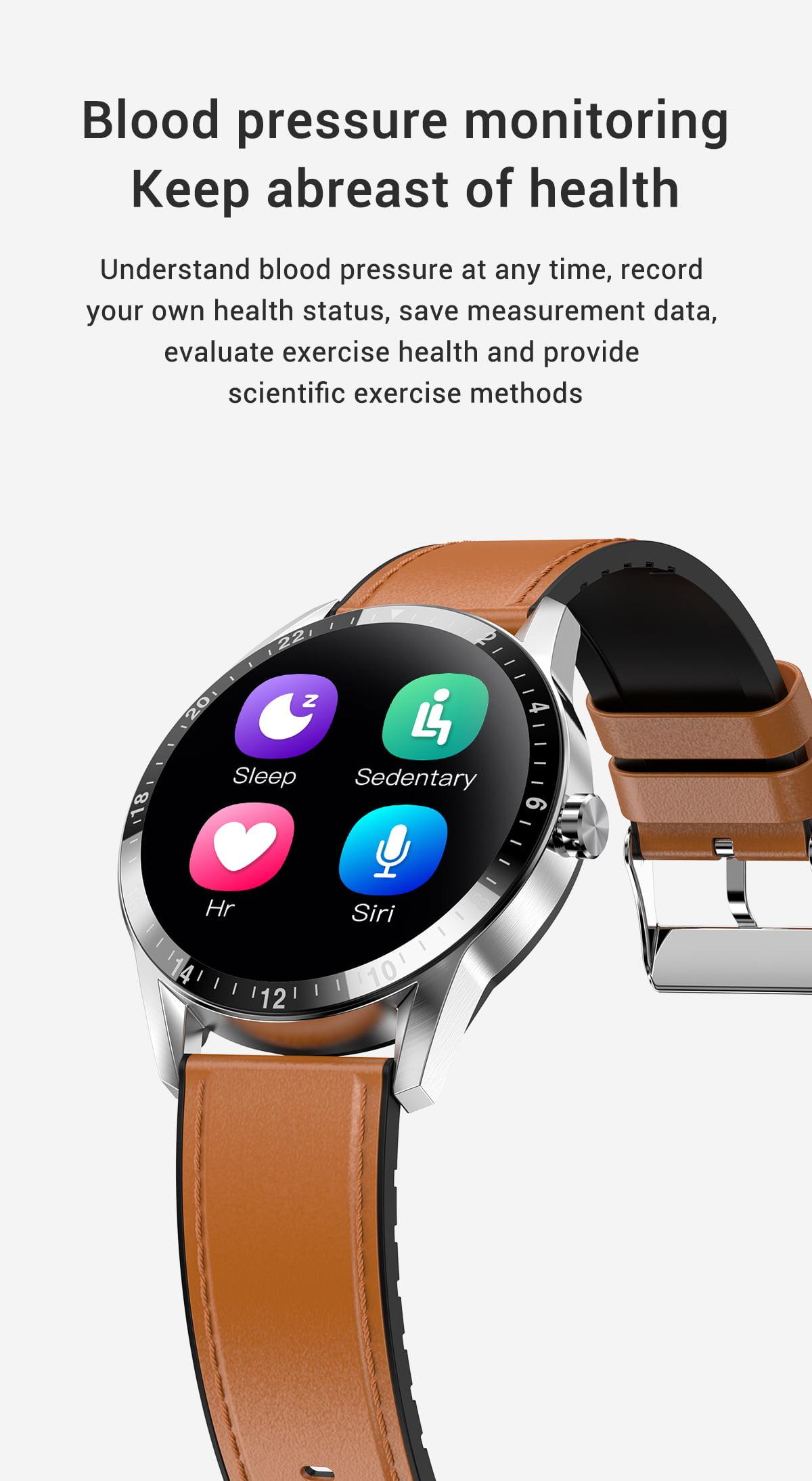G20 Smart Watch heart rate blood pressure monitor ip67 smart watch wholesale (12)