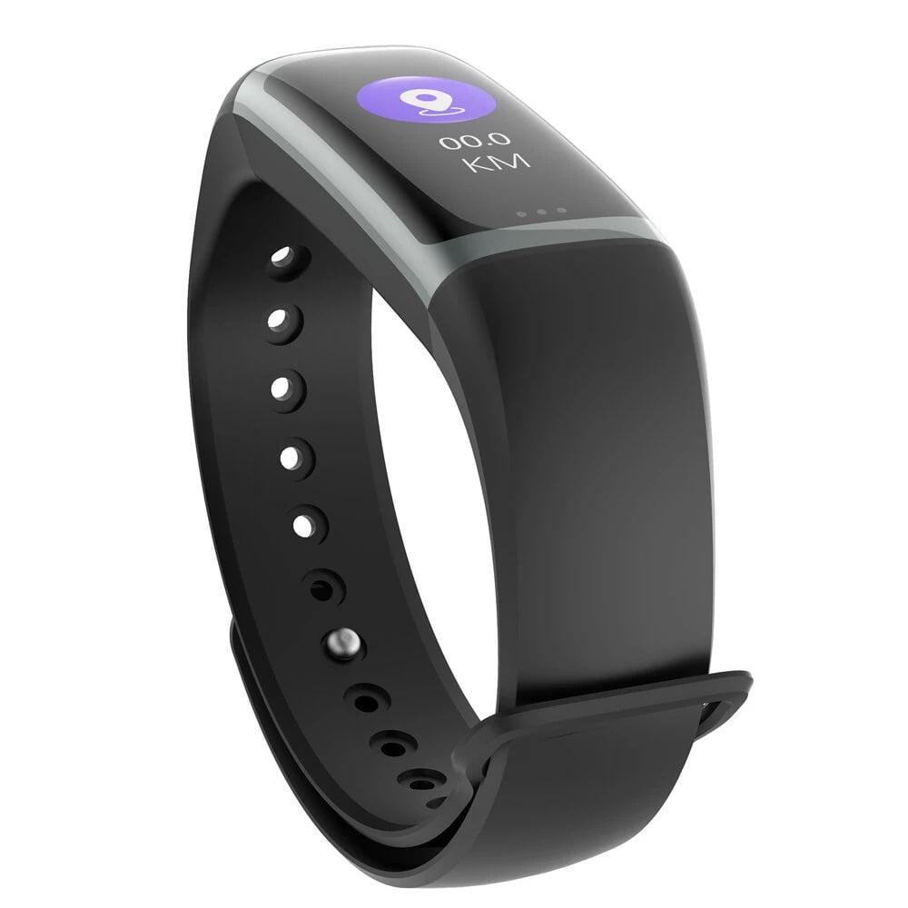G26 Smartwatch 0.96 inch Blood Oxygen Pressure Heart Rate Sleep Reminder Fitness (1)