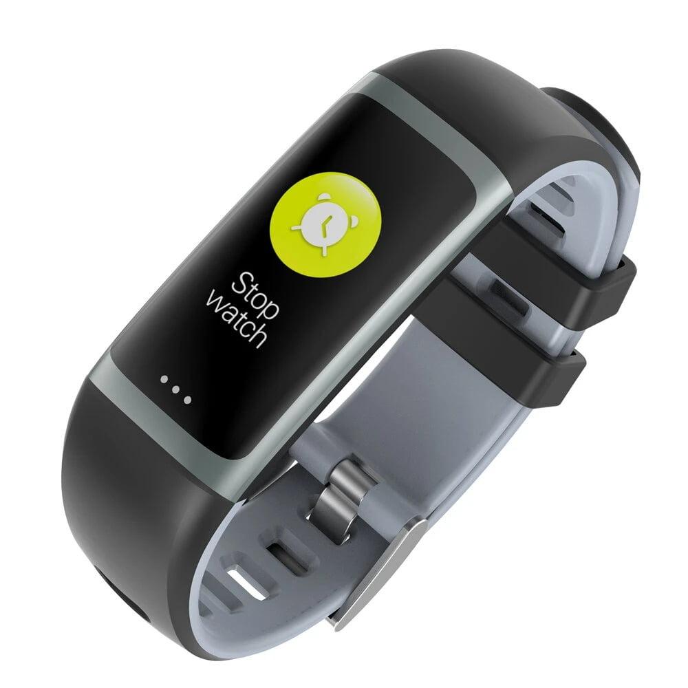 G26 0.96 inch Blood Oxygen Pressure Heart Rate Sleep Reminder Fitness (10)