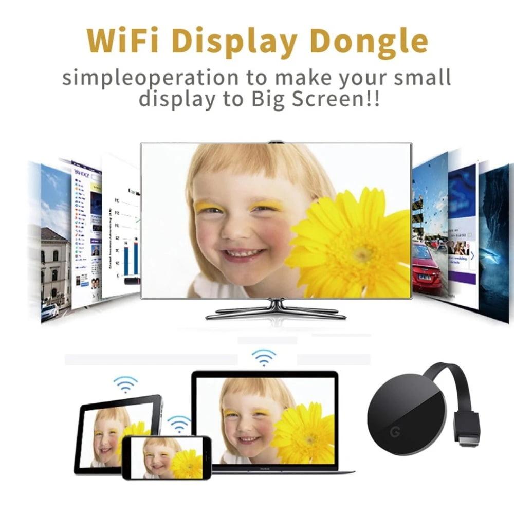 G5A Wireless Display Mirroring Device WiFi Display Screen Mirroring TV Stick (2)