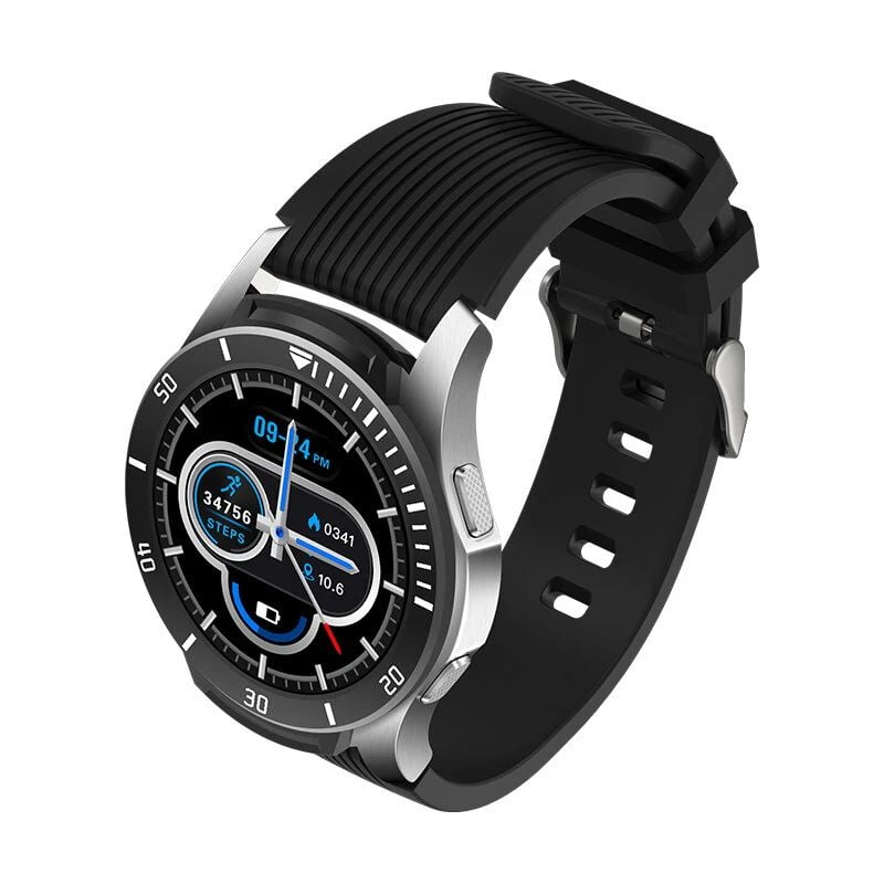 Bakeey smartwatch GT106 full touch screen always on display heart rate blood pressure (5)