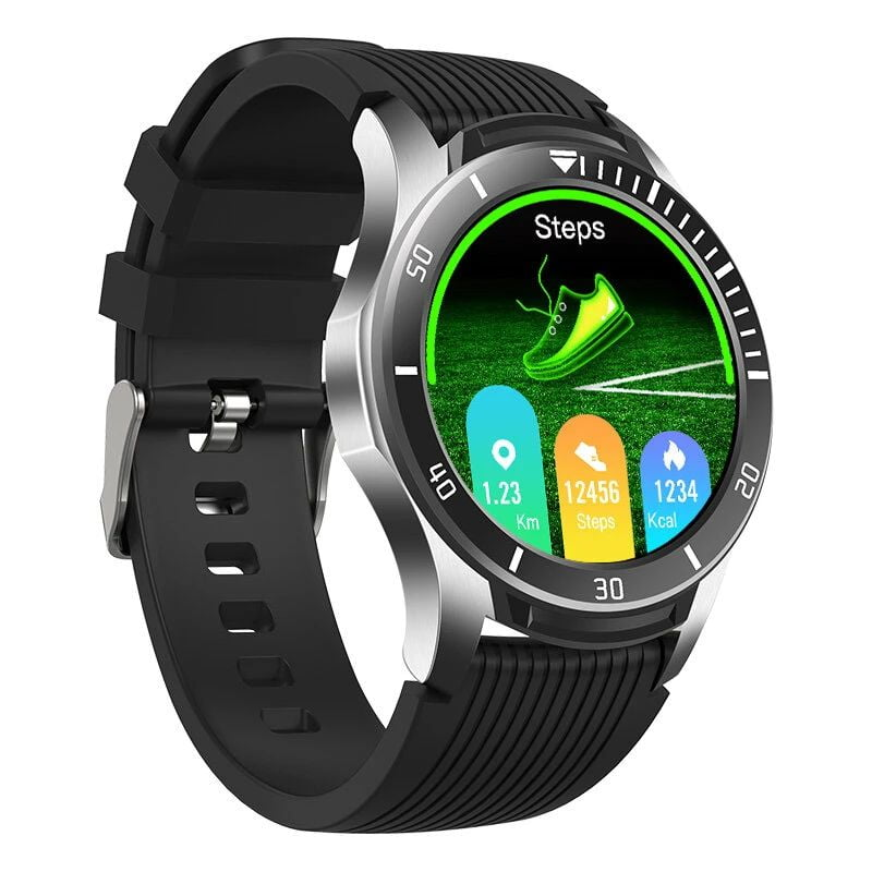 Bakeey smartwatch GT106 full touch screen always on display heart rate blood pressure (6)