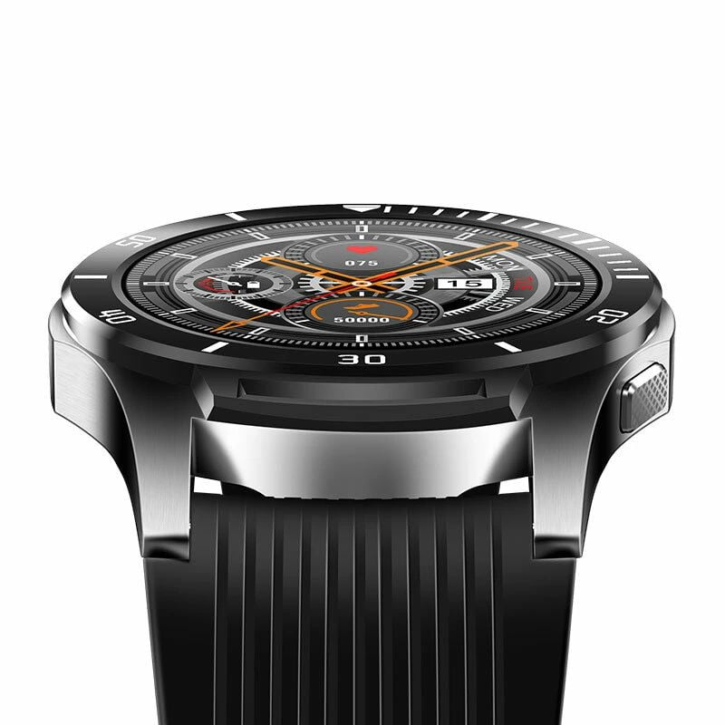 Bakeey smartwatch GT106 full touch screen always on display heart rate blood pressure (7)