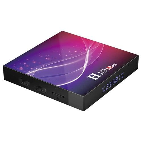 H10 MAX Allwinner H616 4GB RAM 32GB ROM Android 10 Smart TV Box (14)