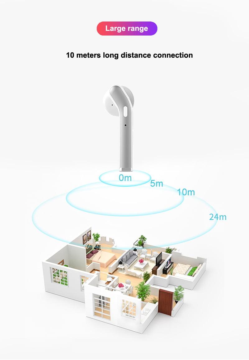 H17T TWS wireless stereo bluetooth 5.0 earphone hi-fi headphones (10)