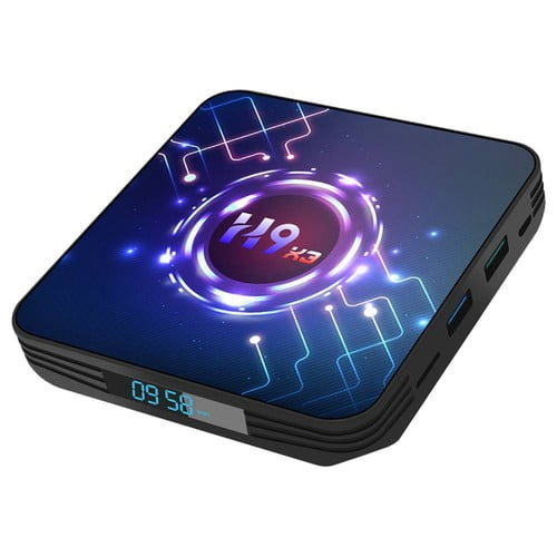 H9 X3 Amlogic S905x3 4GB RAM 32GB ROM Android 9.0 8K SMART TV Box (1)
