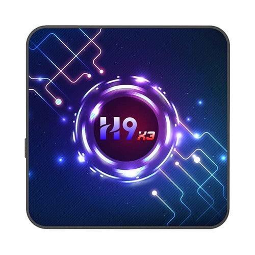 H9 X3 Amlogic S905x3 4GB RAM 32GB ROM Android 9.0 8K SMART TV Box (8)