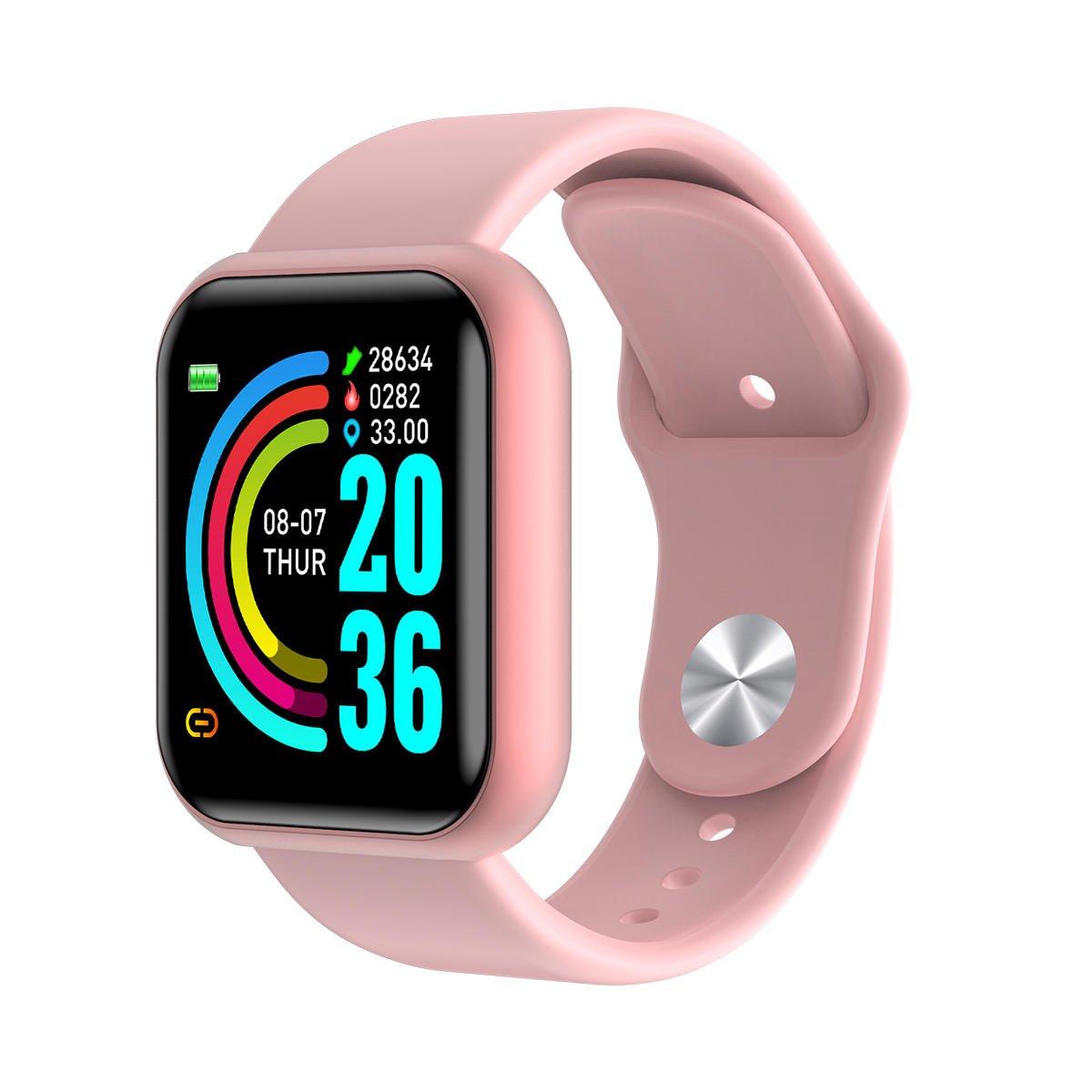 L18 Smart Watch heart rate blood pressure oxygen monitor (2)