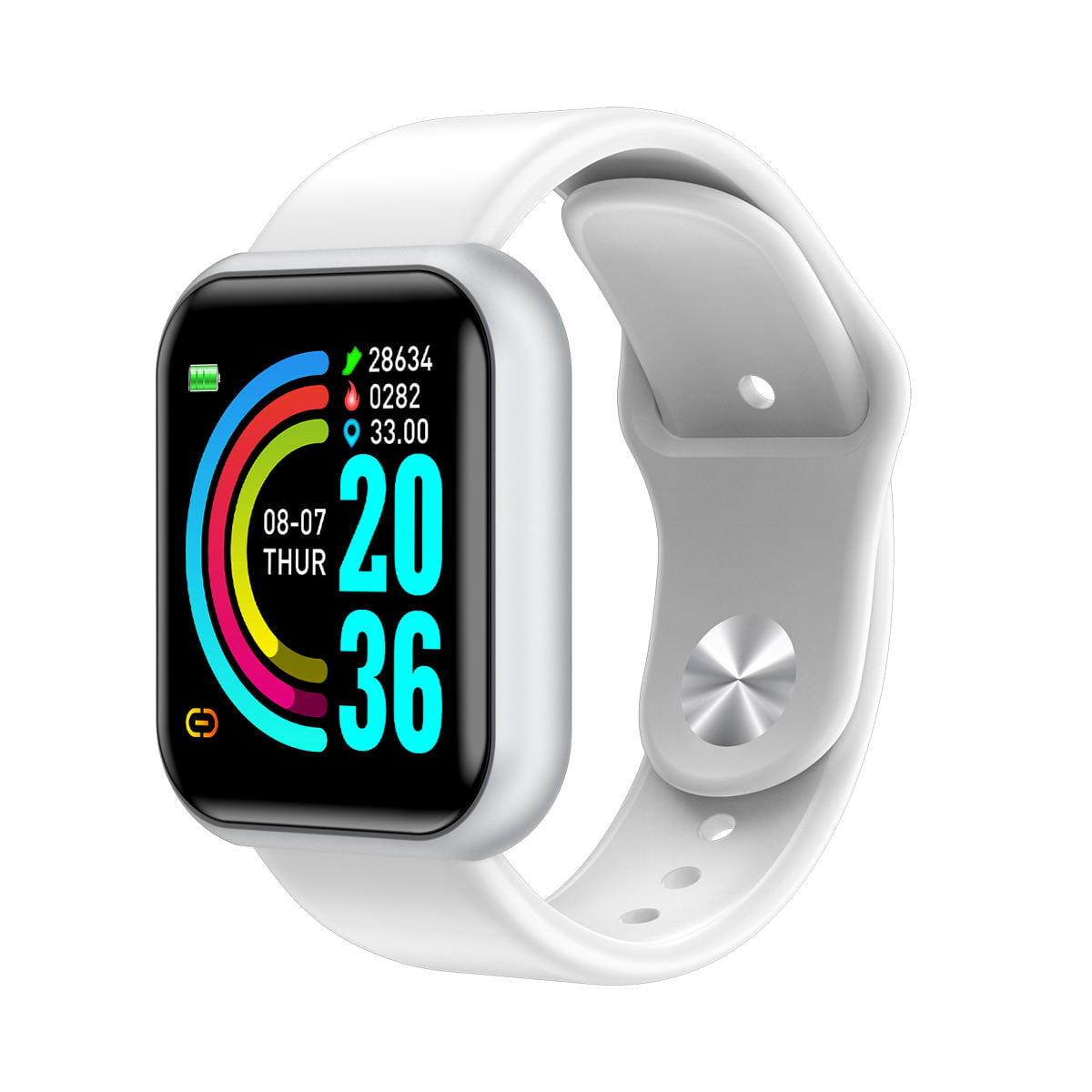 L18 Smart Watch heart rate blood pressure oxygen monitor (22)