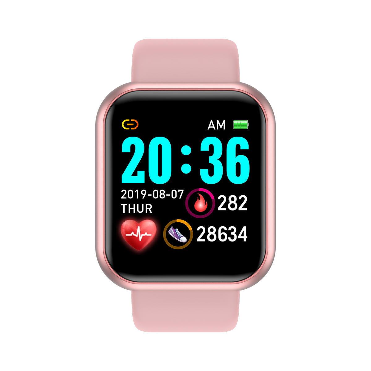 L18 Smart Watch heart rate blood pressure oxygen monitor (25)