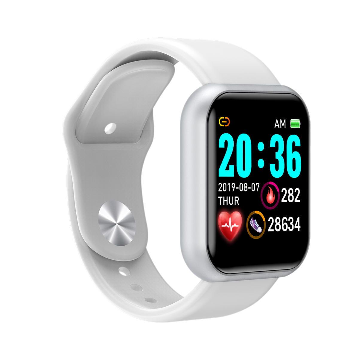 L18 Smart Watch heart rate blood pressure oxygen monitor (26)