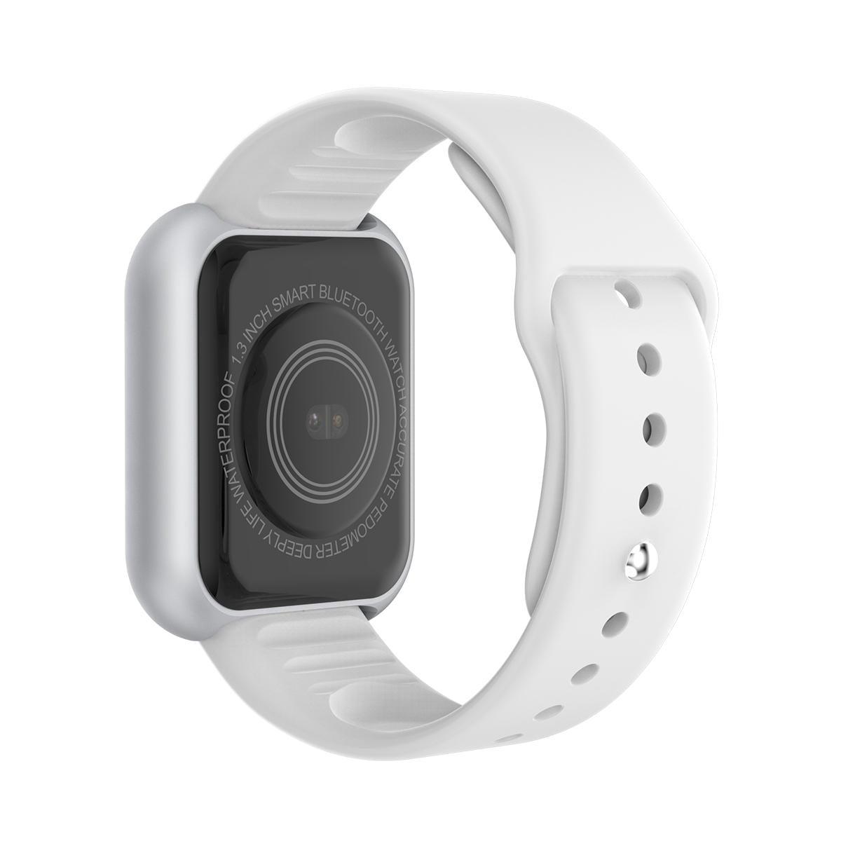 Bakeey smartwatch L18 heart rate blood pressure oxygen monitor (27)