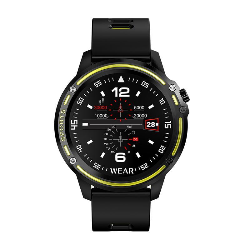 L8 Smart Watch ecg ppg heart rate blood press (11)