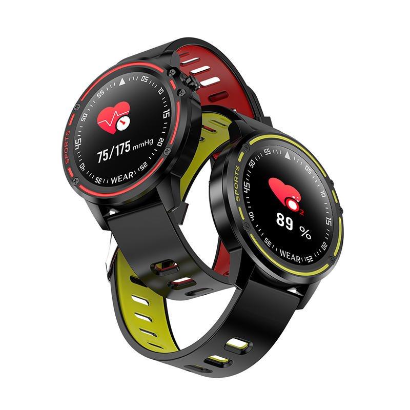 L8 Smart Watch ecg ppg heart rate blood press (14)