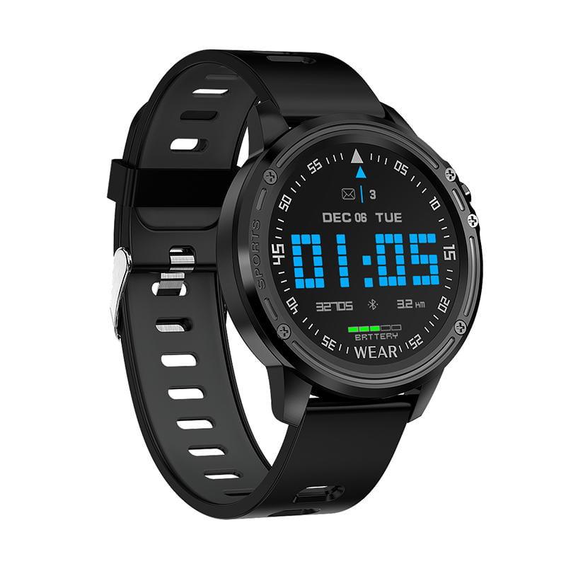 L8 Smart Watch ecg ppg heart rate blood press (16)