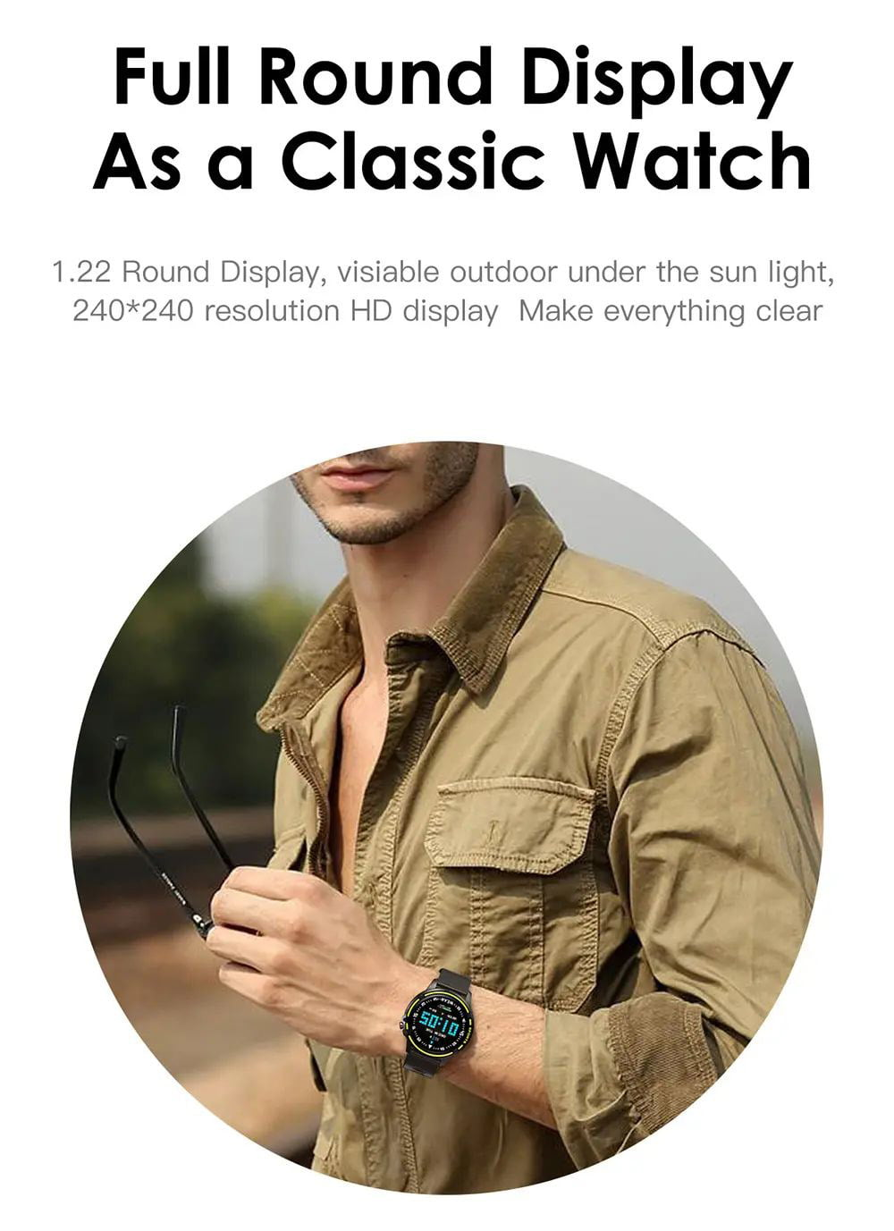 L8 Smart Watch ecg ppg heart rate blood press (17)