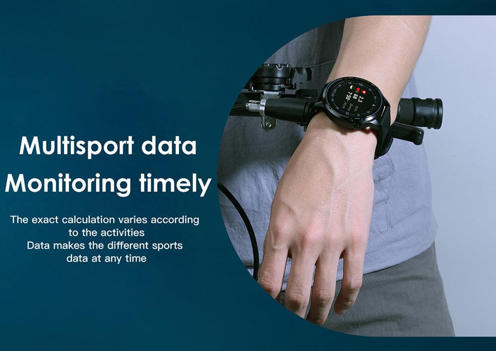 L8 Smart Watch ecg ppg heart rate blood press (22)