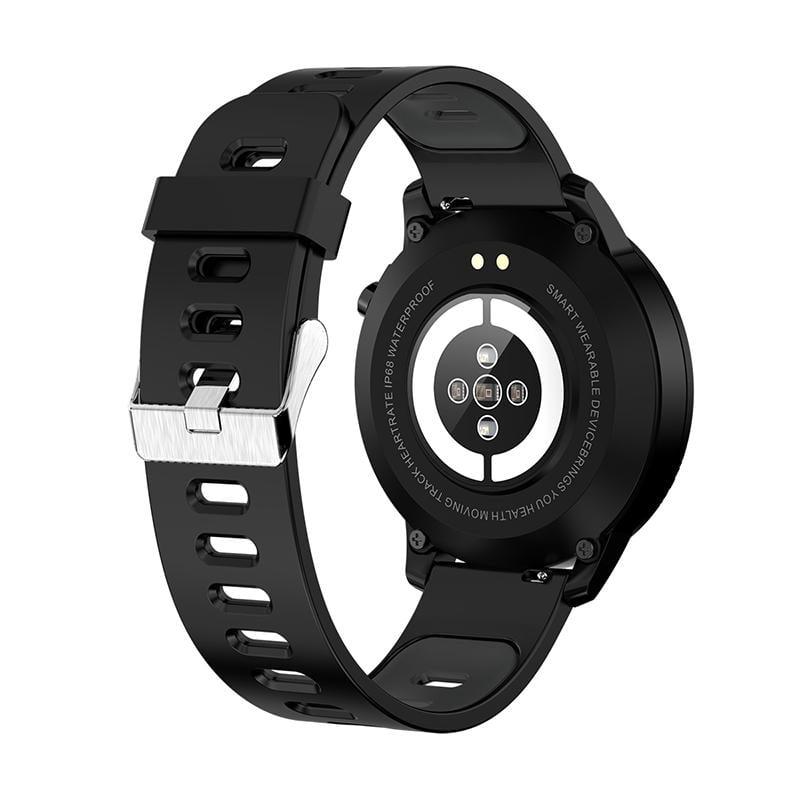 L8 Smart Watch ecg ppg heart rate blood press (3)