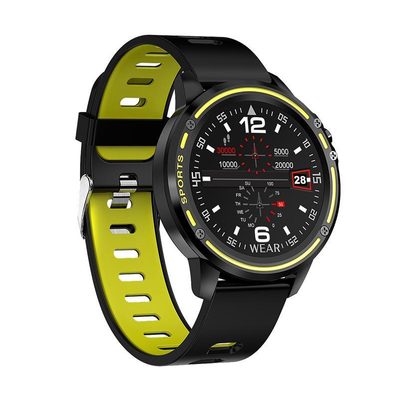 L8 Smart Watch ecg ppg heart rate blood press (5)