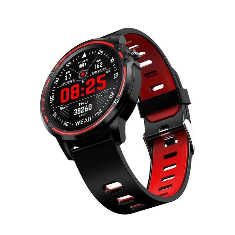 L8 Smart Watch ecg ppg heart rate blood press (6)