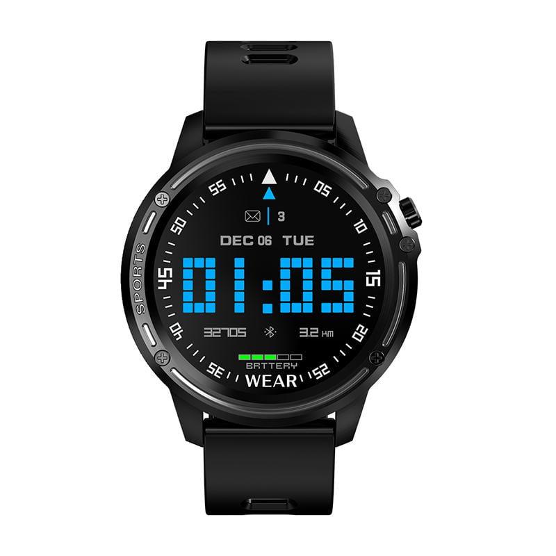 L8 Smart Watch ecg ppg heart rate blood press (7)