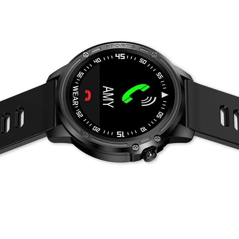 L8 Smart Watch ecg ppg heart rate blood press (8)