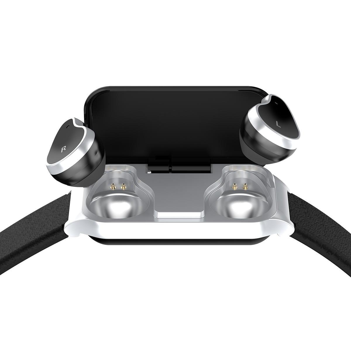L818 smart watch bt5.0 intelligent noise reduction wireless earphone wristband (19)