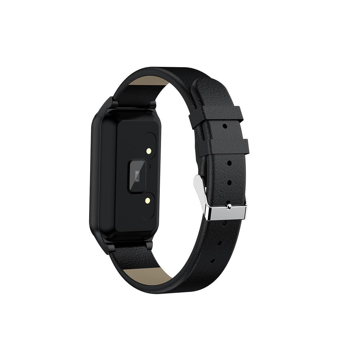 Bakeey smartwatch L818 bt5.0 intelligent noise reduction wireless earphone wristband (29)