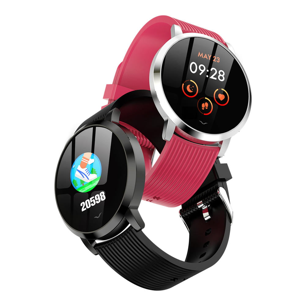 LV09 SmartWatch 1.3 inch custom dial real-time heart rate monitor (10)