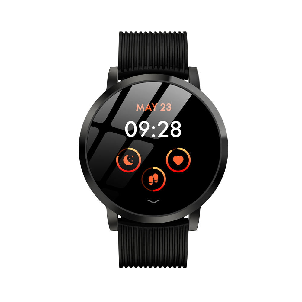 Bakeey smartwatch LV09 1.3 inch custom dial real-time heart rate monitor (20)