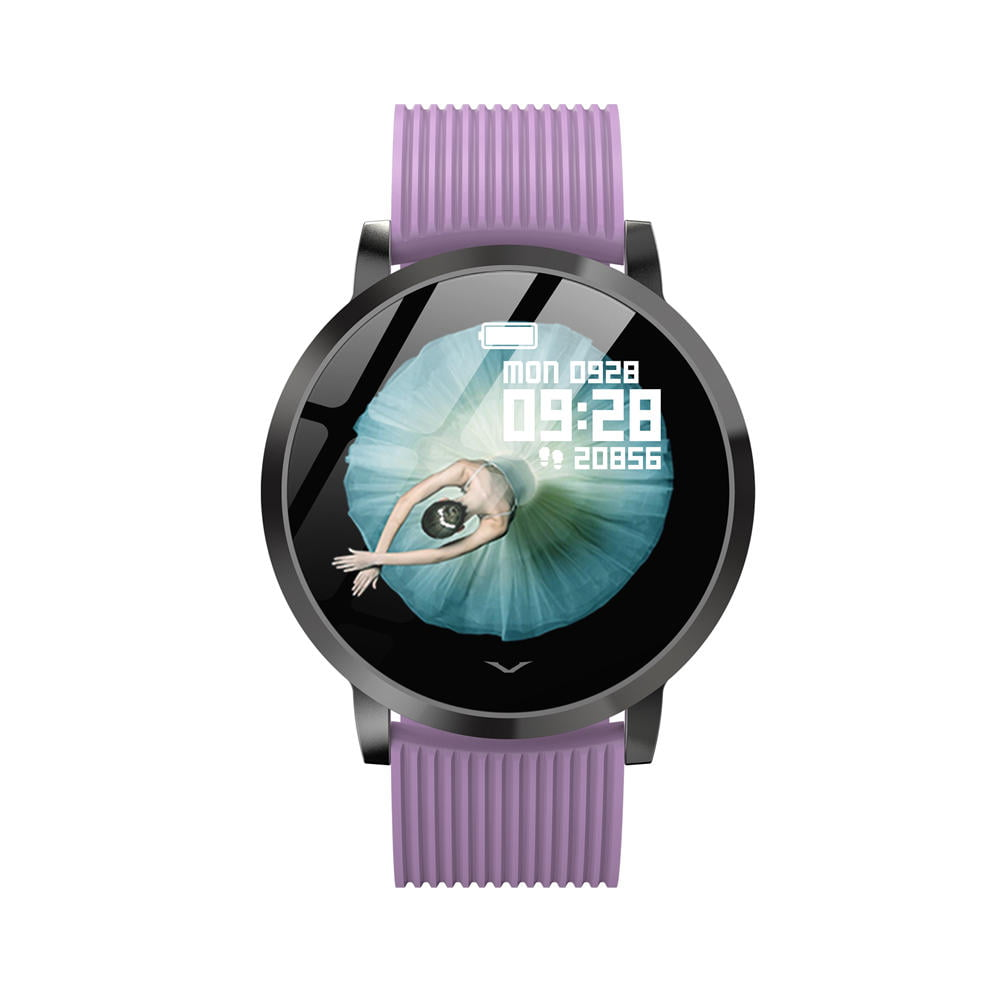 LV09 Smart Watch 1.3 inch custom dial real-time heart rate monitor (8)