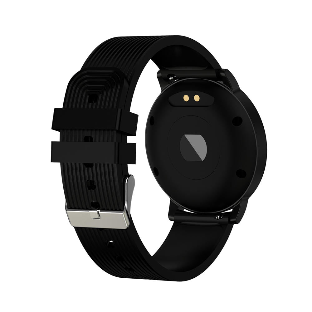 Bakeey smartwatch LV09 1.3 inch custom dial real-time heart rate monitor (9)