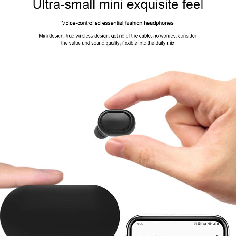 M1 tws mini bluetooth 5.0 earphone (8)