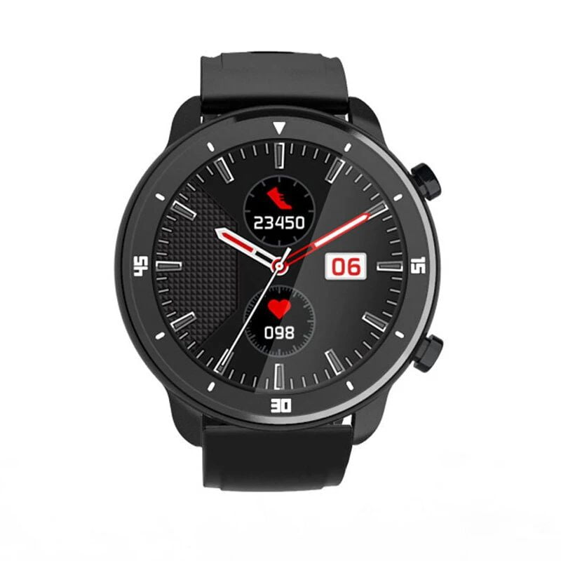 Bakeey smartwatch M37 full touch screen heart rate blood pressure monitor (5)