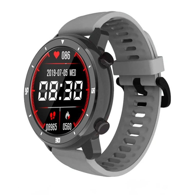 M37 full touch screen heart rate blood pressure monitor (7)