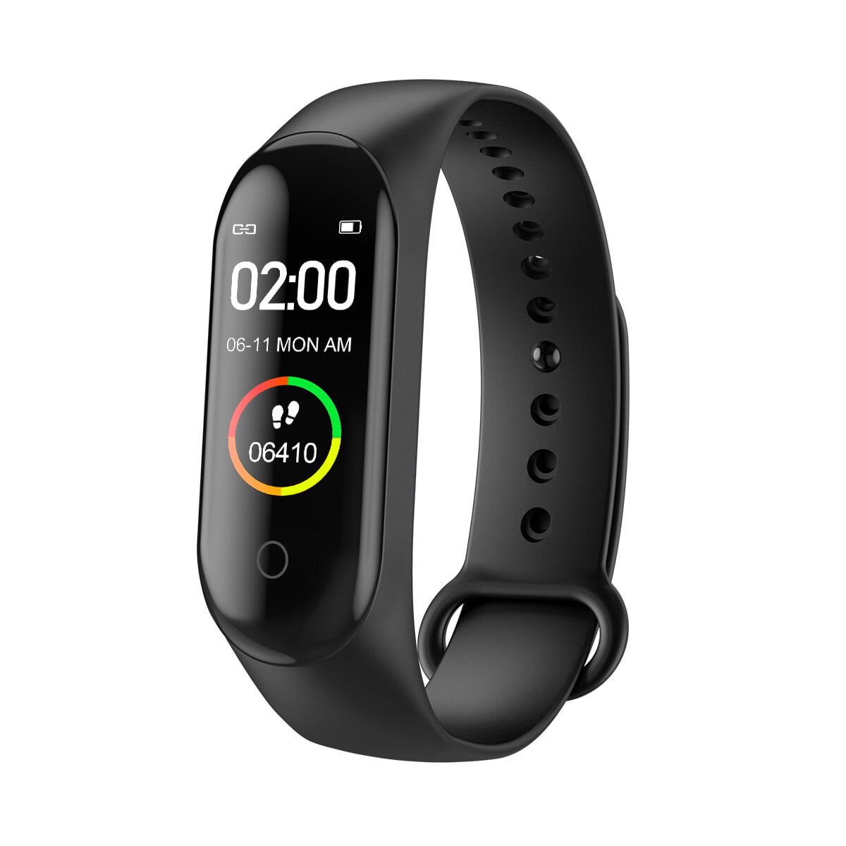 M4 max Smart watch wristband color screen ip67 blood pressure o2 smart (12)