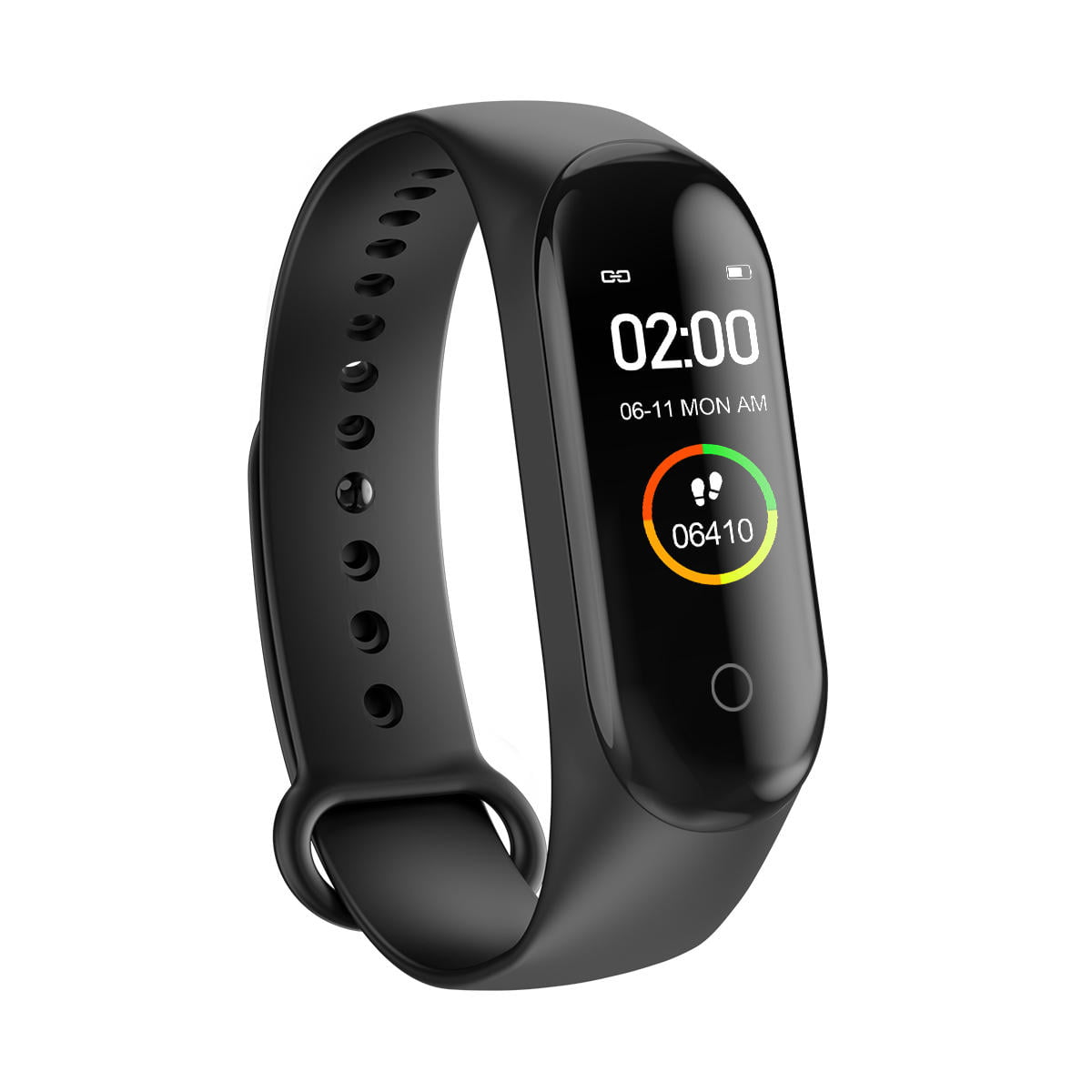 M4 max Smart watch wristband color screen ip67 blood pressure o2 smart (15)